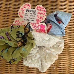 Betsy Johnson / Urban Outfitters scrunchies